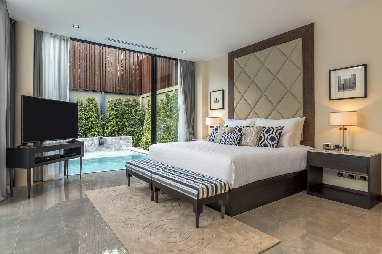 Pool Villa 1-slaapkamer