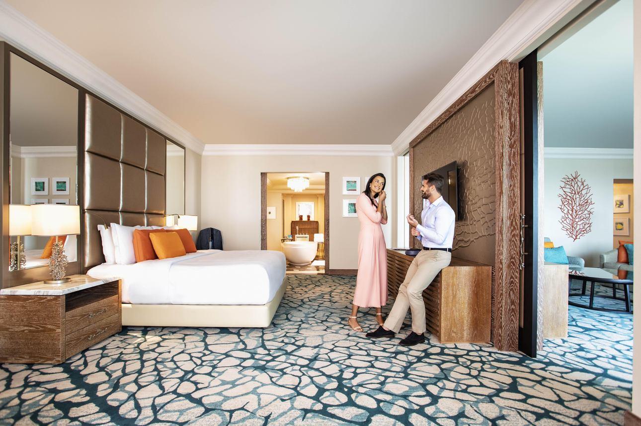 1-slaapkamer Regal Club Suite