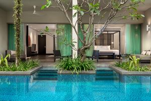 Lagoon Pool Suite - 1 slaapkamer