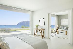 Deluxe 2-slaapkamer Bungalow Suite Beachfront