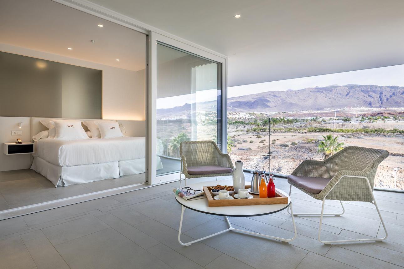 Deluxe Suite- 2 Slaapkamers met zwembad