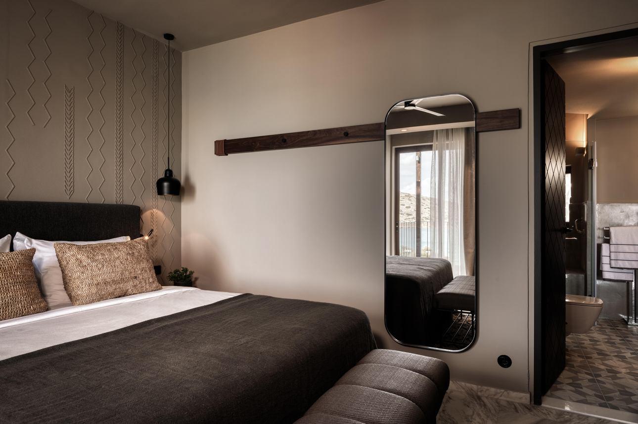 Premium Suite 1 slaapkamer privézwembad  zeezicht