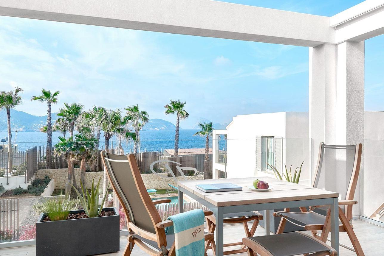 Resort Suite Zeezicht Deluxe