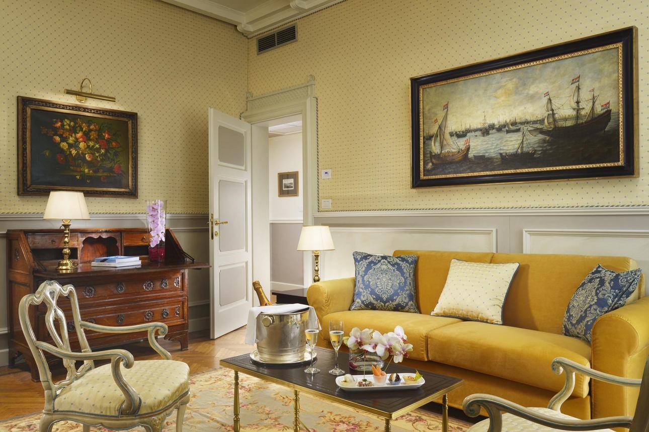 2-slaapkamer Sissi & Aurora Suite