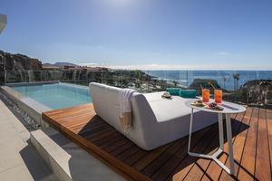 Duplex Villa Suite- 2 Slaapkamers met zwembad