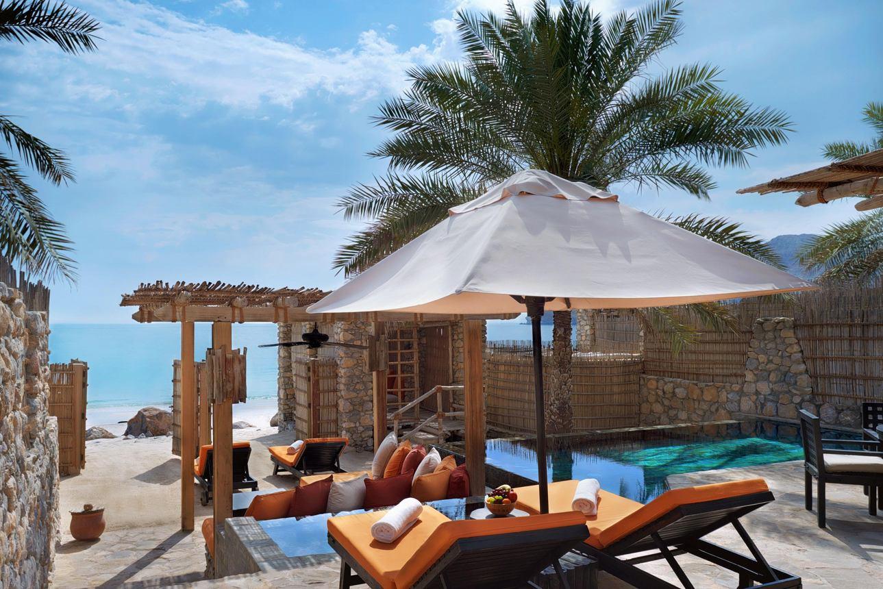 Spa Pool Villa Beach Front