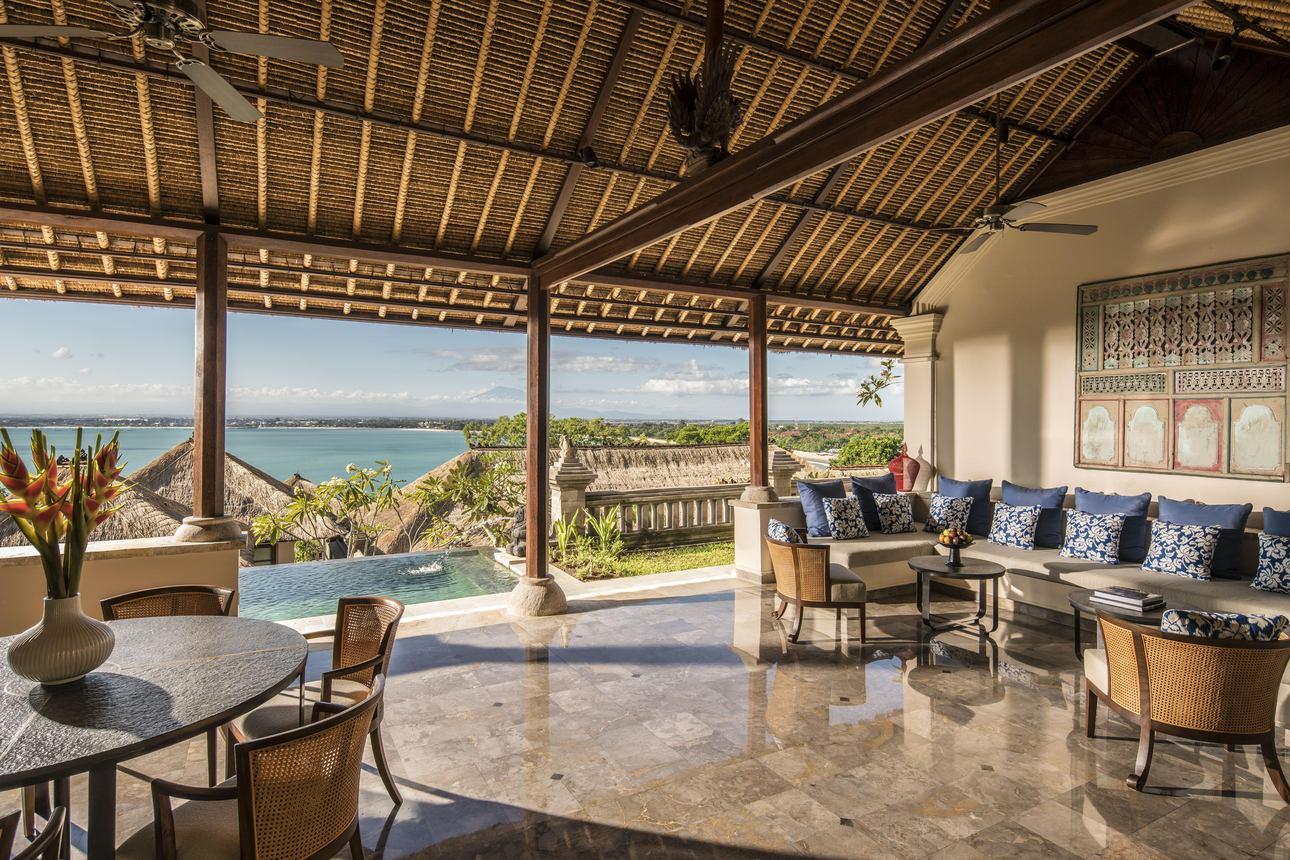 2-slaapkamer Jimbaran Bay Villa