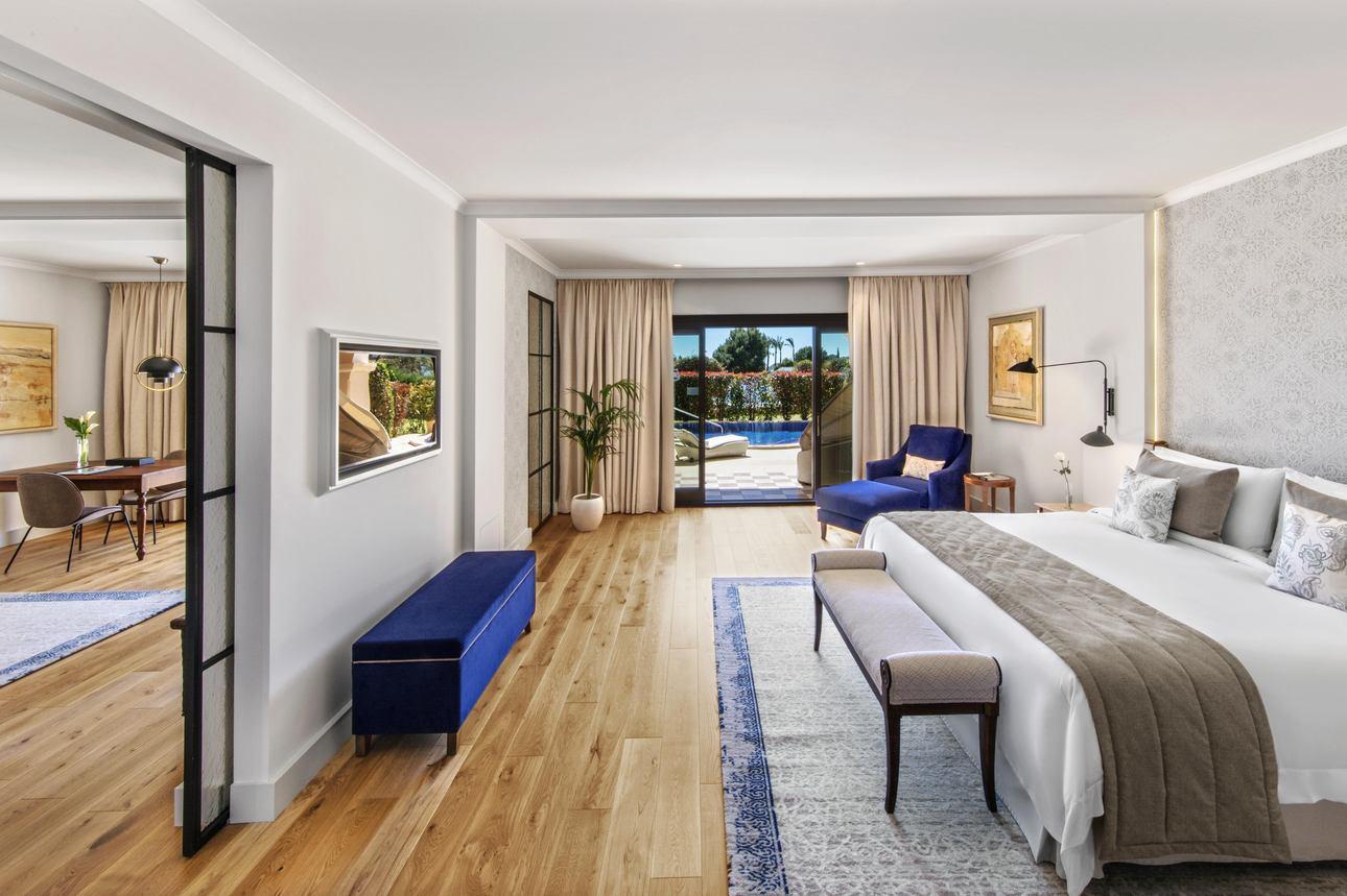 Blue Oasis Suite