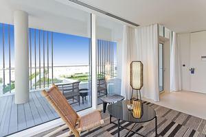 Deluxe Suite Terrace