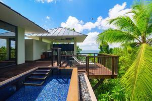 Hillside Pool Villa