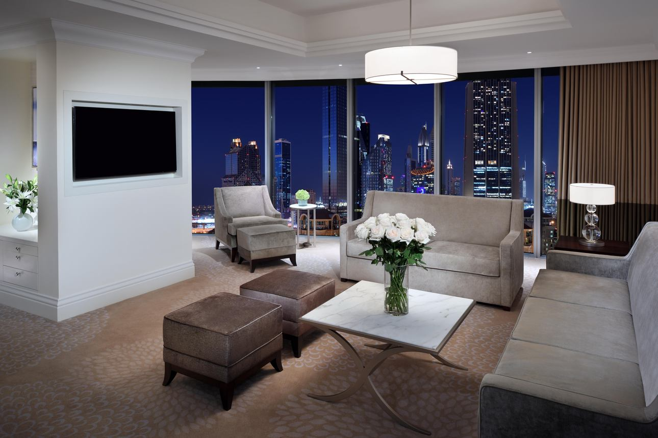 Grand Downtown Suite