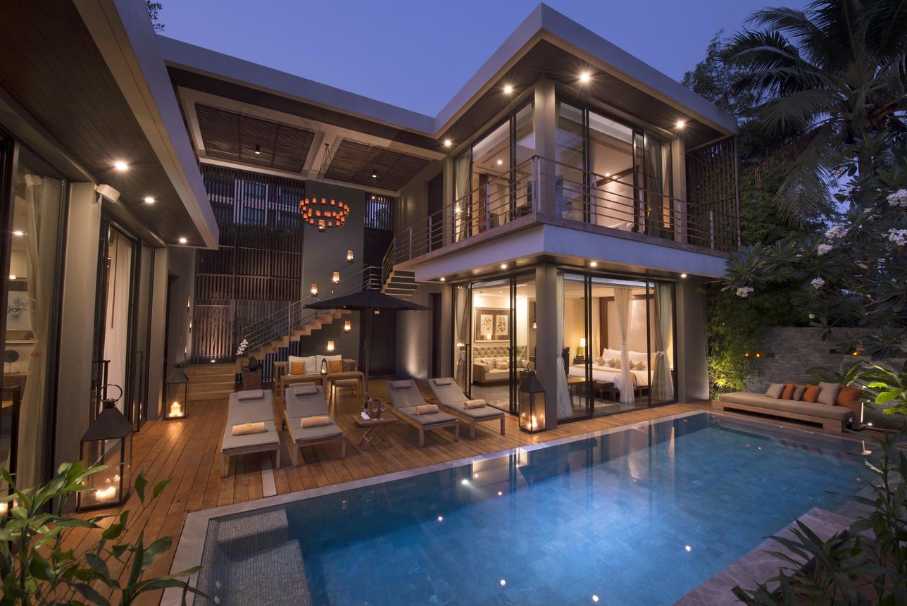 Pool Villa 3-slaapkamers