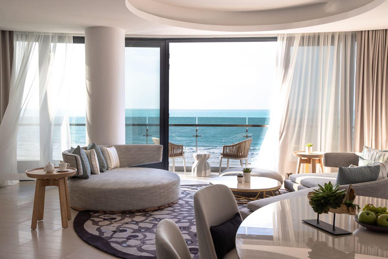 Panoramic Suite 1-slaapkamer