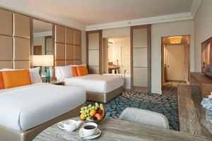 2-slaapkamer Family Suite
