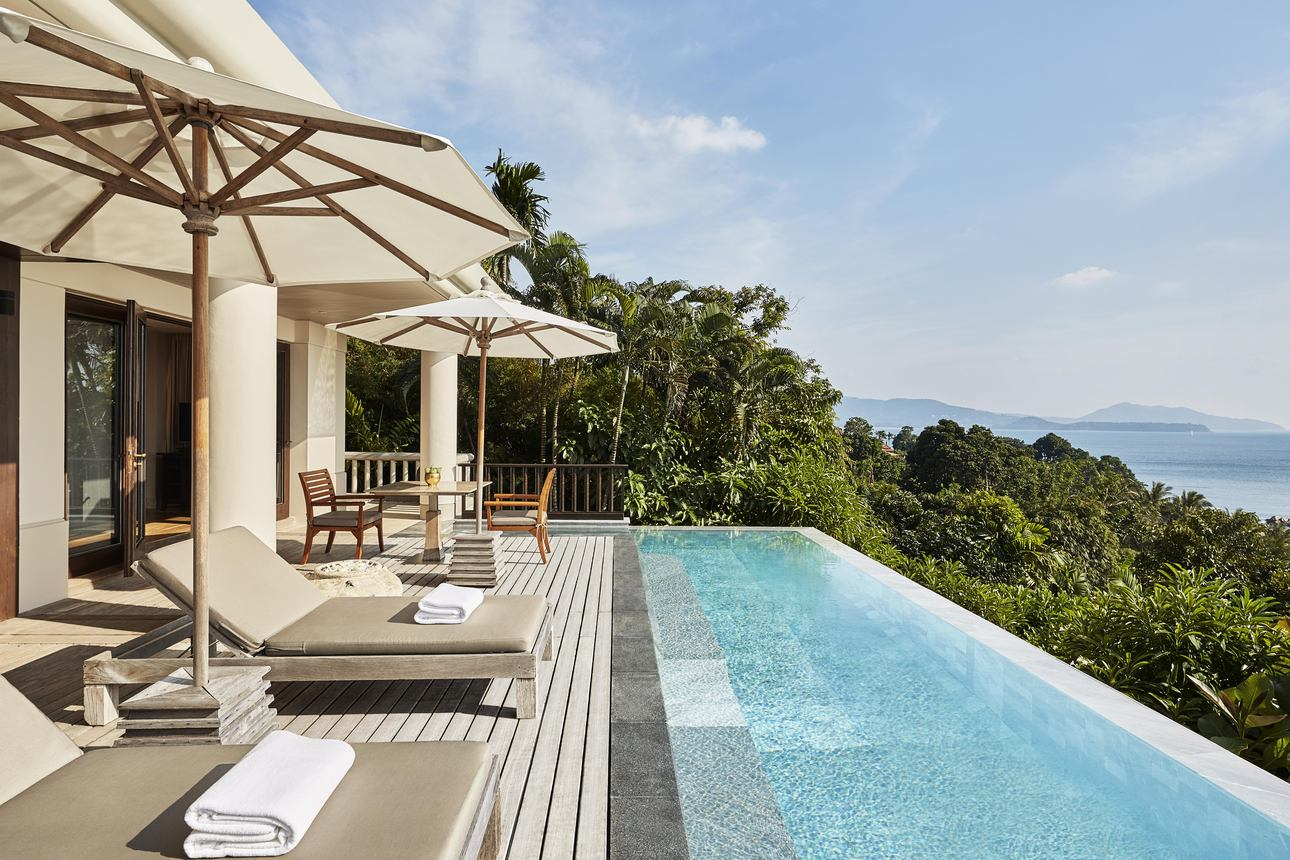 Signature Ocean View Pool Villa