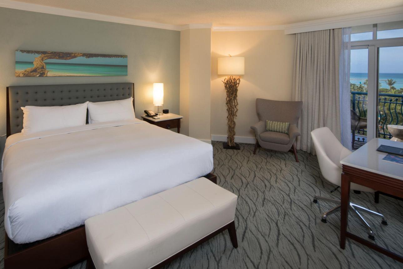 Palm Beach Club Ocean Front Suite