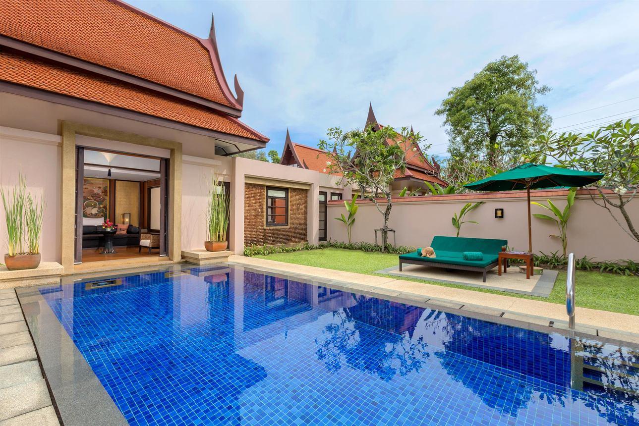 Signature Pool Villa