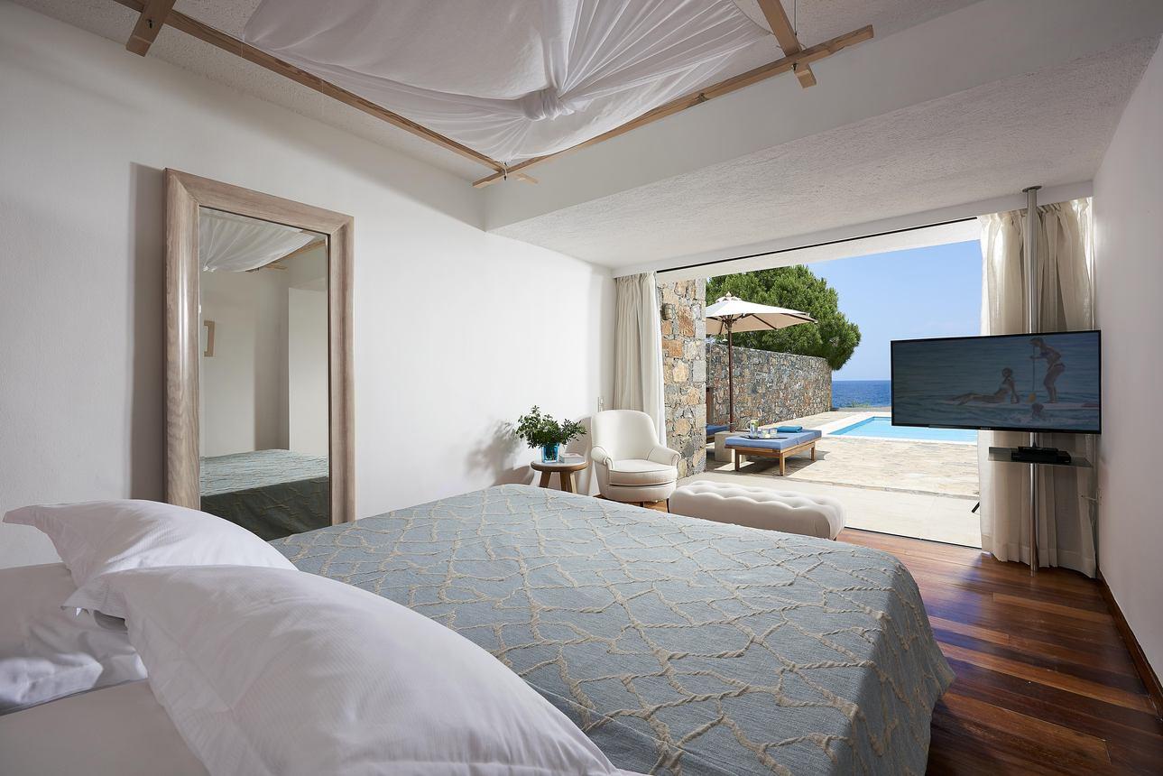 Club Pool Suite Seafront 2 slaapkamers