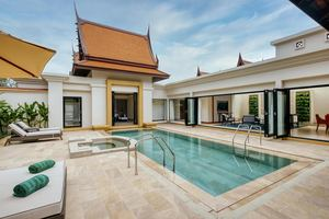 Serenity Pool Residence - 3 slaapkamers
