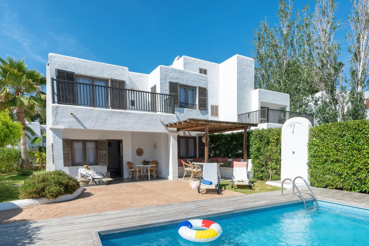 Villa met Zwembad