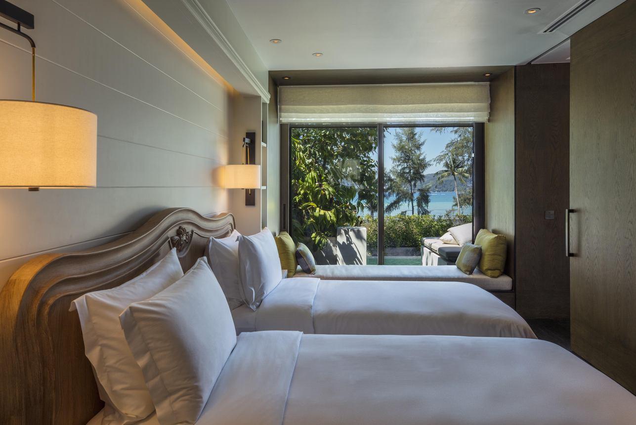 Partial Ocean View Pool Pavilion - 2 slaapkamers