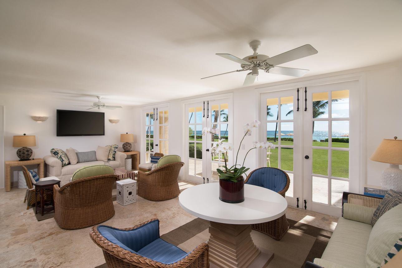Suite - 2 slaapkamers Ocean Front