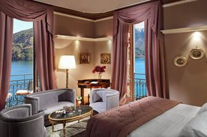 Lake View Deluxe Kamer