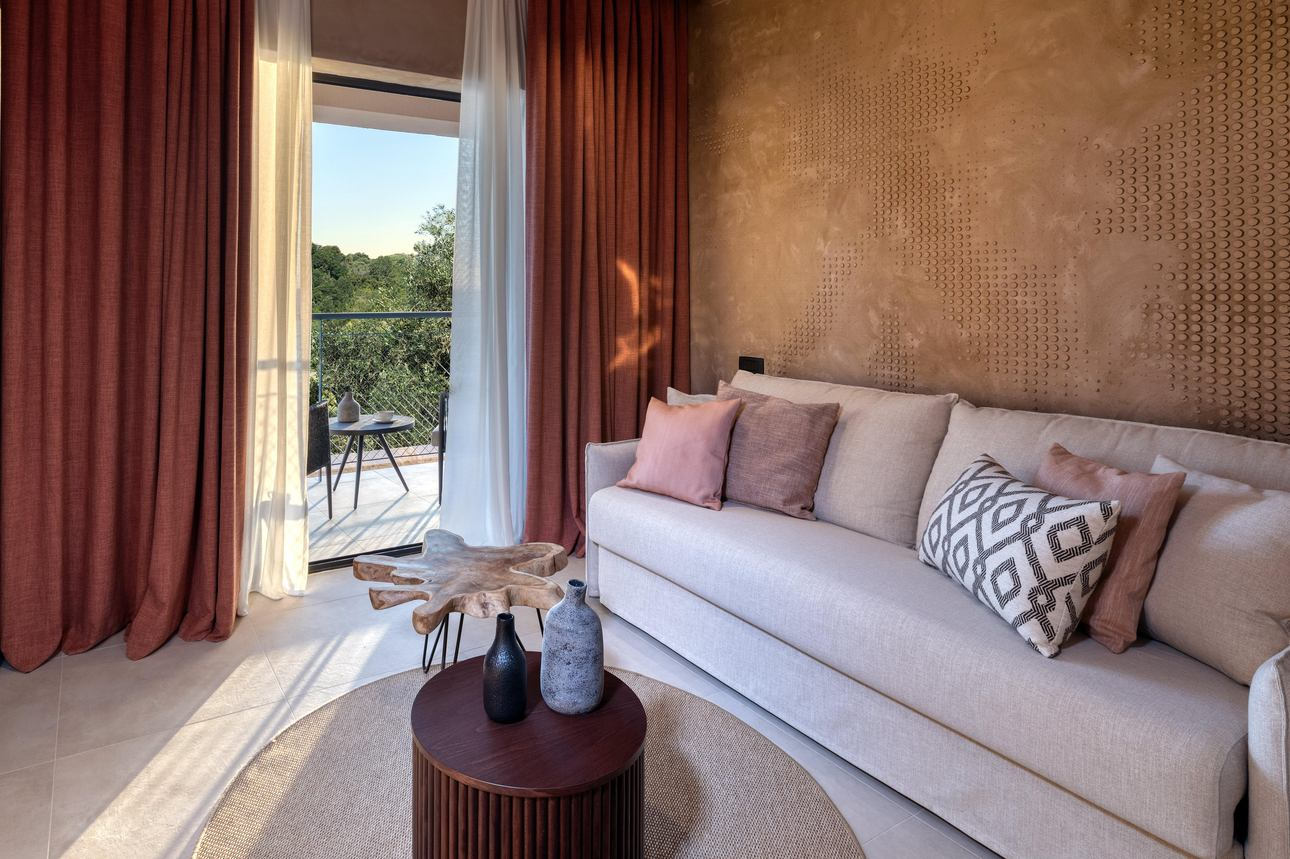 Tropical Sublime Suite 1 slaapkamer