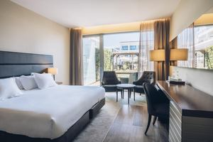 B Tweepersoonskamer met Bali Bed