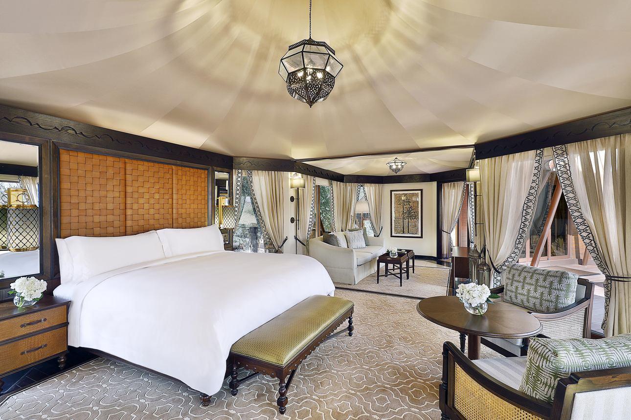 Al Sahari Tented Pool Villa