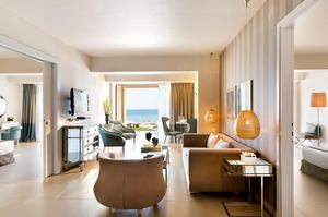 Family Suite Beach Front - 2 slaapkamers