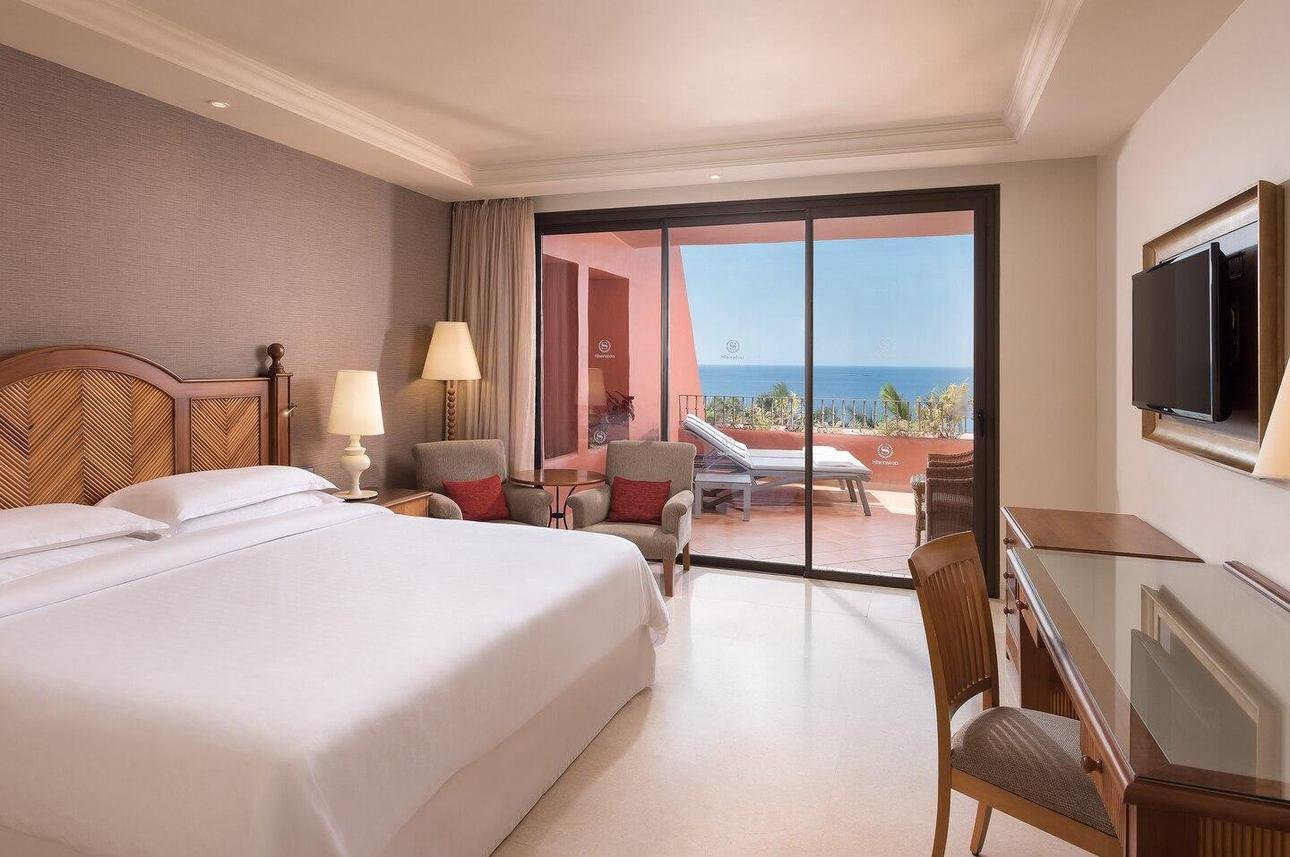 Premium Zeezicht Terrace Kamer