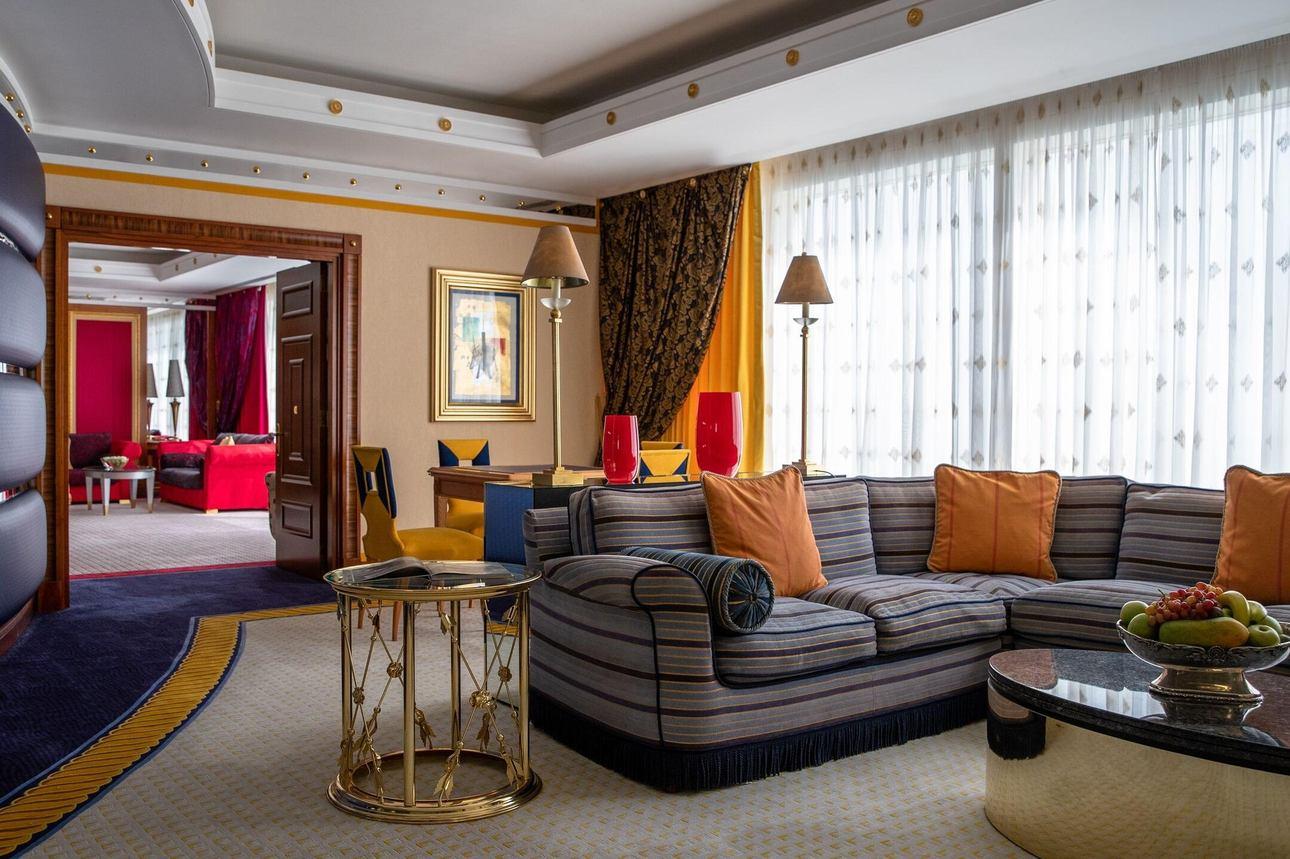 Burj 3-slaapkamer Family Suite