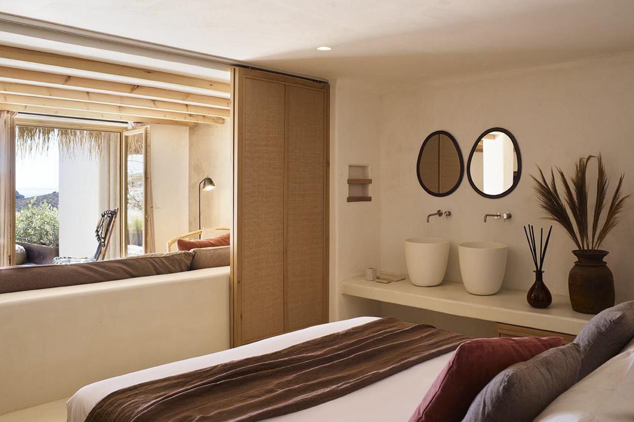 Unique Suite - twee slaapkamers zeezicht