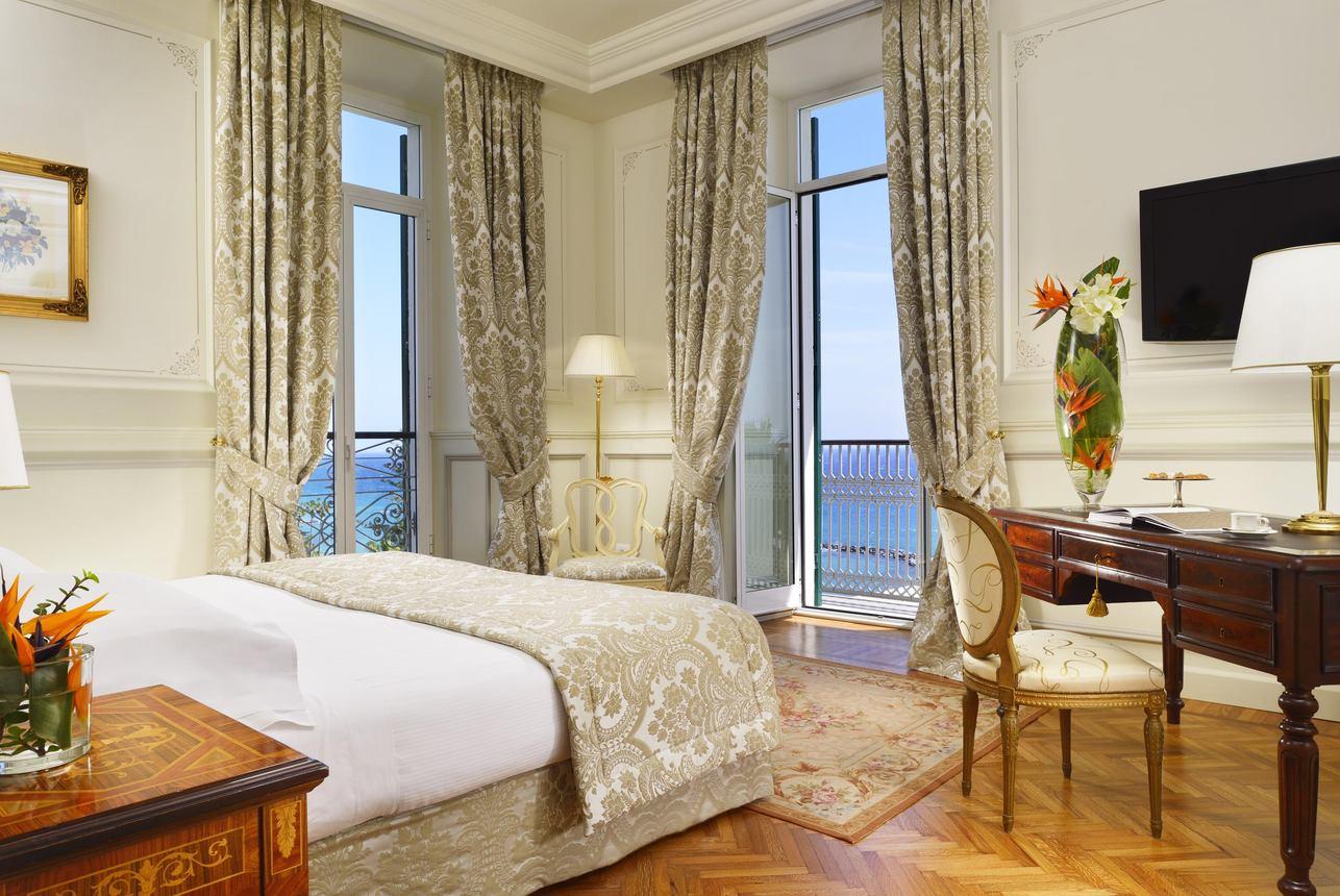 Exclusive King Suite Zeezicht