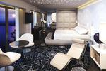 B Suite Stargazer zeezicht