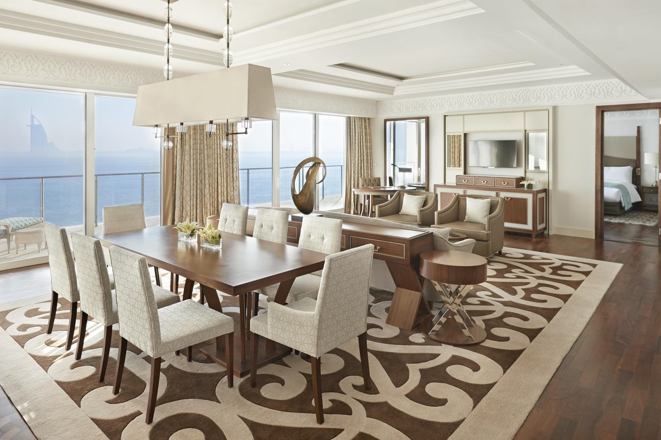 Waldorf Astoria Suite