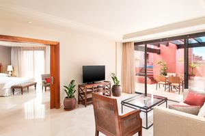 Club Terrace Suite