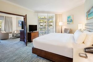 Curacao Tower Suite Resortzicht
