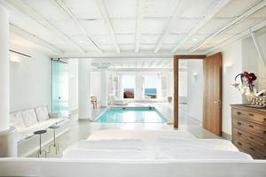 Luna Blu Suite met privézwembad