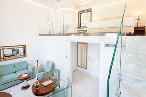 Junior Suite Duplex zeezicht