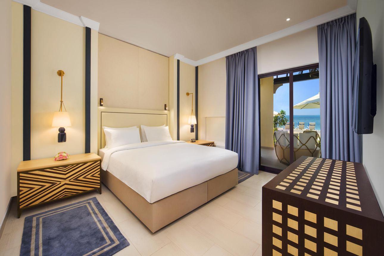 2-slaapkamer Family Suite Beach Villa