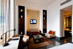 Deluxe Club Terrace Kamer