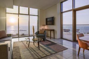 Panoramic Palm Sea View Suite 2-slaapkamers