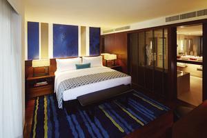Suite - 1 slaapkamer Zeezicht