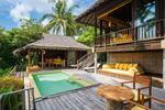 Beachfront Pool Villa Suite