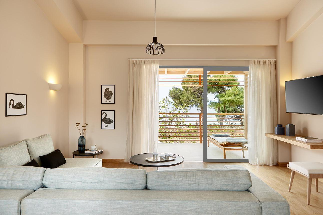 Premium Double Suite Upper Floor