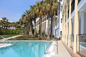 B Tweepersoonskamer Zwembad