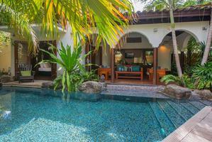 Private Pool Villa -1 slaapkamer