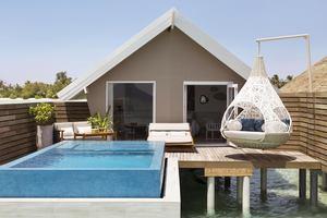 Romantic Pool Water Villa